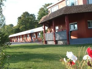 Bayfield South Suites, and The Blue Cottage Rentals