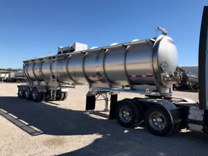 Custom Built Tank Trailers for Sale