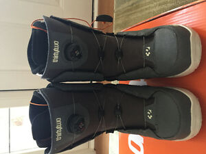 Men's Thirty Two Boots - size 12, excellent condition London Ontario image 5