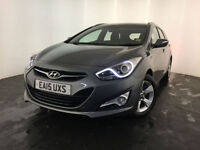 2015 HYUNDAI I40 ACTIVE BLUE DRIVE CRDI 1 OWNER ESTATE 1 OWNER FINANCE PX