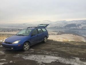 Ford Focus Wagon ZTW