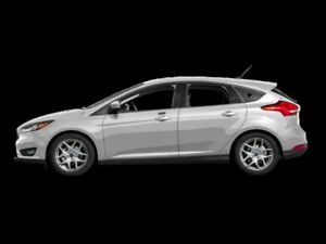 2015 Ford Focus Titanium Hatch w/Leather, Navigation, and More!