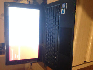 ASUS touchscreen laptop $350 o.b.o. Cambridge Kitchener Area image 1