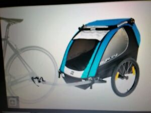 WANTED: Used bicycle trailer