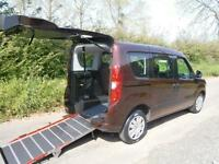 2012 Fiat Doblo 1.6 Multijet 105 MyLife 5dr WHEELCHAIR ACCESSIBLE VEHICLE 5 d...