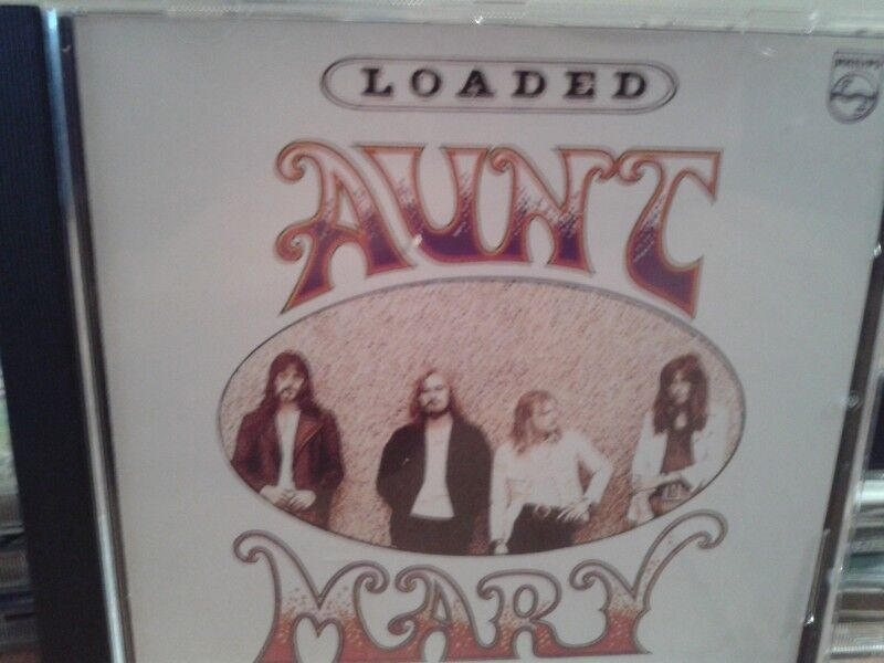 AUNT MARY- Loaded ,72 cd
