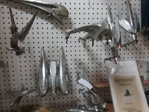 Hood ornaments, antiques, furniture collectibles + 1000 booths