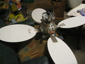 LARGE CEILING FAN WITH LAMP