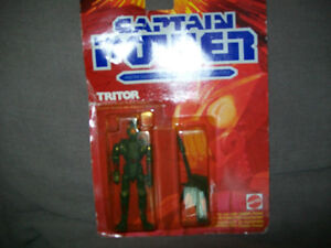 1987 carded captain power figure (Tritor)