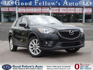 2014 Mazda CX-5 GT, CAMERA, LEATHER, SUNROOF, NAV, 4CYL, 2.5 L