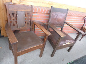 Chairs, single and sets available Comox / Courtenay / Cumberland Comox Valley Area image 3