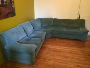 Sofa Sectional / Sectionnel