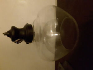 NEW MILLENNIUM GLOBE LIGHT FIXTURE