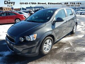 2016 Chevrolet Sonic LT   One Owner/No accidents/Heated Seats