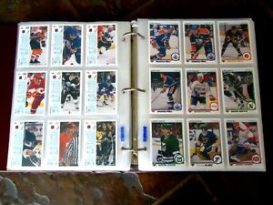 15 YR. Sport Card Collection.