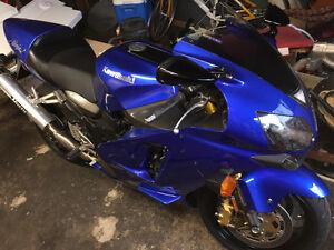 Beautiful Kawasaki ninja