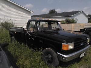1988 Ford F-350 Dually