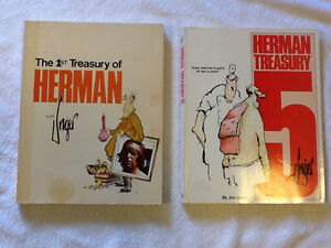 Herman / The Far Side Collection Books Windsor Region Ontario image 2