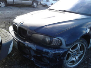 PARTS AVAILABLE FOR A 2001 BMW 325ci