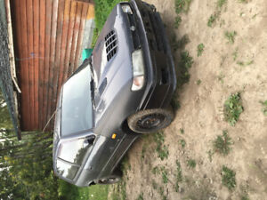 1992 Nissan Pulsar Gtir rolling chassis