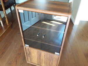 Display Glass Cabinet for Sale