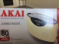 Retro Radio (Jumbo)