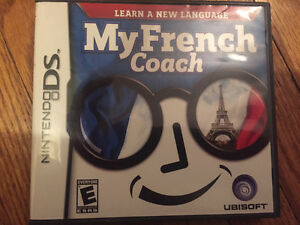 Nintendo DS My French coach