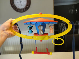 Kohner Bros.Vintage 1960's Busy Gym Baby Toy Mobile -Great Shape Kitchener / Waterloo Kitchener Area image 4