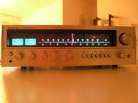 VINTAGE Sanyo DCX-6000K STEREO RECEIVER MINT