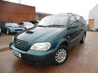 KIA SEDONA LX 2.9 CRDI DIESEL 7 SEATER SPARES AND REPAIRS