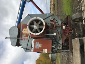 Grain dryer automatic