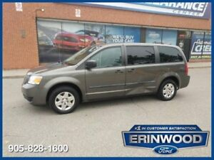 2010 Dodge Grand Caravan SE7 PASS / PWR GRP / LOW KM'S !!!!