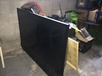 Free big screen, and other electronics/BBQ