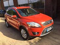 Ford Kuga 2.0TDCi ( 163ps ) 4x4 2011.25MY Titanium