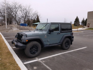 Jeep wrangler sport edition WILLYS