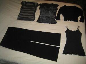 Lot de vêtements pour ado