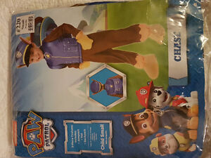 Brand new in bag Chase costume  Paid $50+