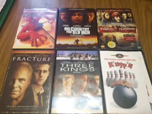 45 dvds for sale