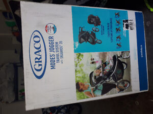 Brand new Graco travel system!
