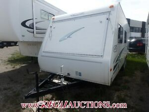 2003 TRAIL-LITE TRAIL-CRUISER C23  TRAVEL TRAILER