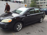 Corolla 2005 CE to sell
