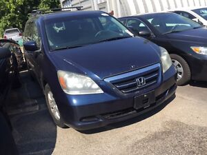 2007 Honda Odyssey EX CERTIFIED ETESTED