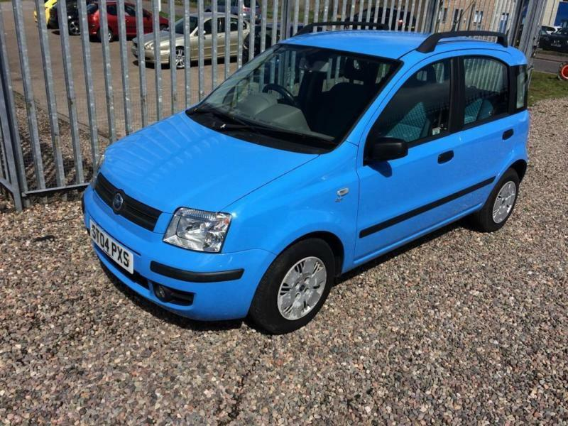 2004 fiat panda 1 2 dynamic 5dr in kirkcaldy fife gumtree. Black Bedroom Furniture Sets. Home Design Ideas