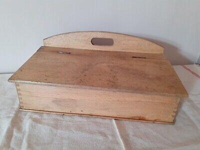 Ancienne boite caisse en bois - Vintage small wooden crate