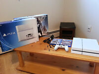 Selling PS4 White Destiny Edition