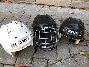 Hockey helmets Belleville Belleville Area image 1
