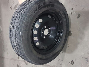 4 winter tires for sale - 215/65R16