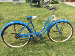 Vintage Bicycle for Sale - Schwinn Spitfire 1954, GOOD CONDITION