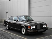 1989 Bentley Turbo R 6.8 Black auto 75000 miles LHD