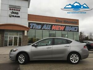 2014 Dodge Dart SXT  ACCIDENT FREE, KEYLESS, FUEL SAVER!